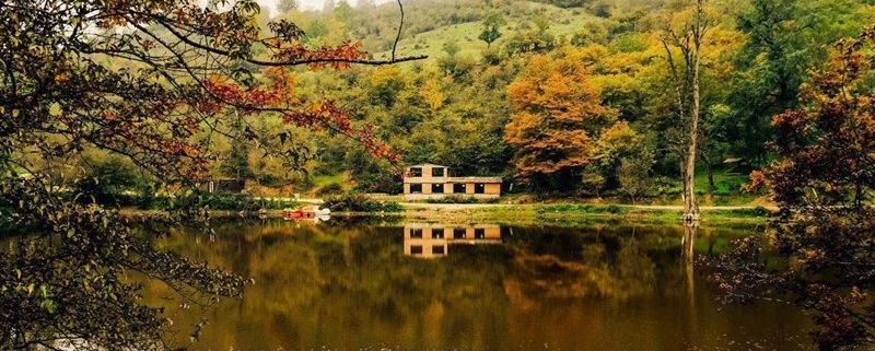Shur Mast Lake | Great Ecotourism Destination
