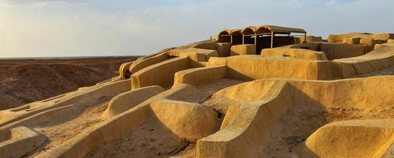 Burnt City | Civilization East of Prehistoric Persia