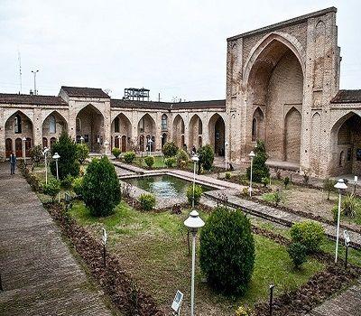 Farah Abad Complex