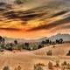 Mesr Desert | Golden Sand Dunes