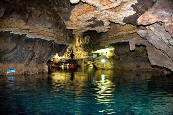 Alisadr Cave | The world's biggest water cave
