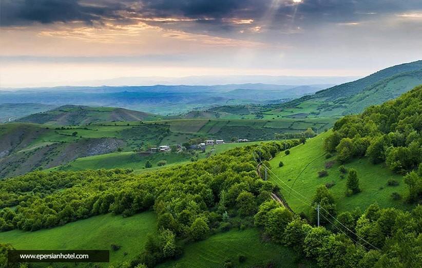 Arasbaran Protected Area | A green treasure