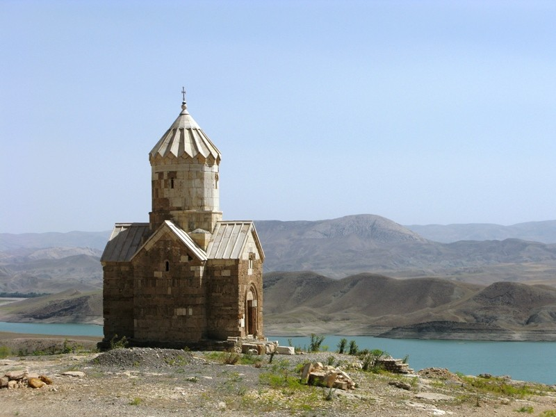 Armenian Monastic Ensembles of Iran | Outstanding examples of Armenian architecture