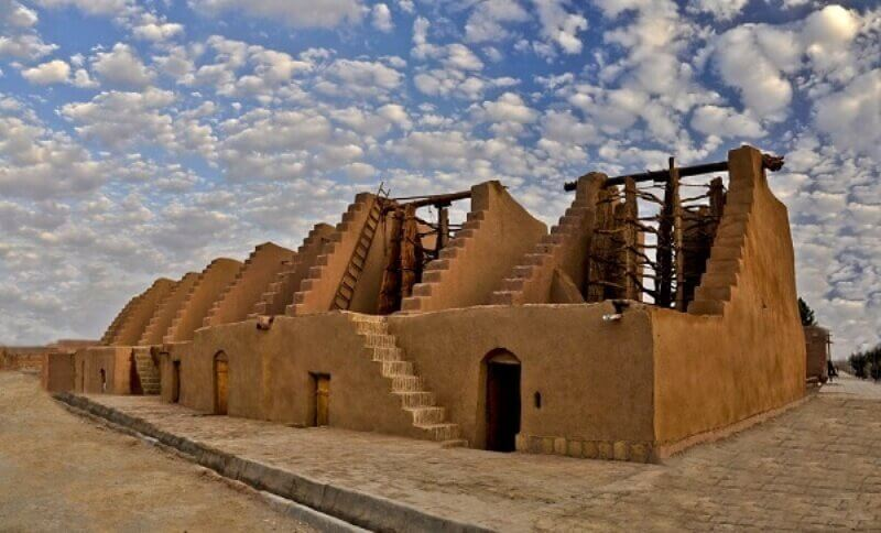 Asbads (Windmills) in Iran | Mixtures of art and technology