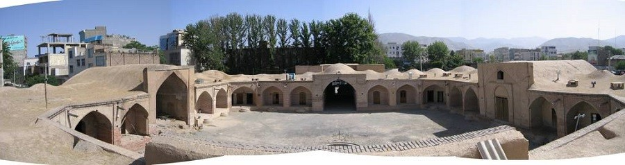 Caravansaray_Shah-Abbasi_Karaj_