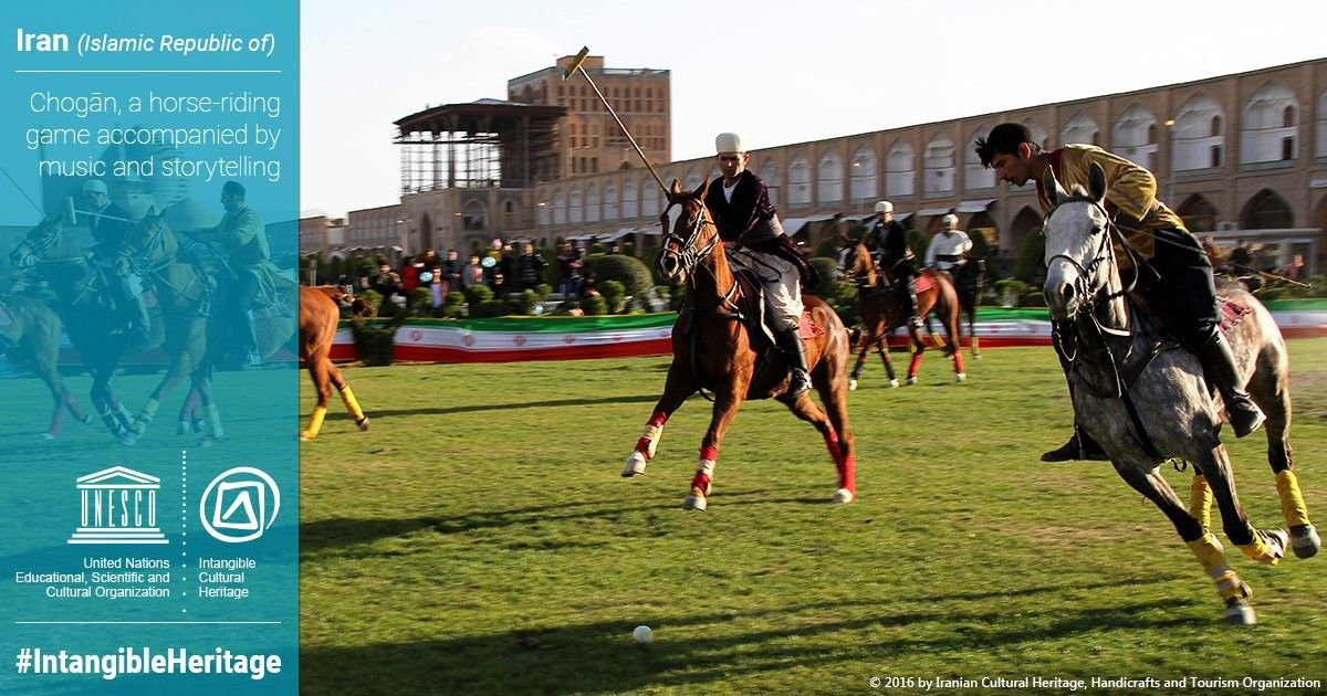 Intangible Cultural Heritage iran