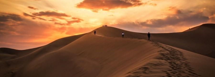 Dare Anjir Desert
