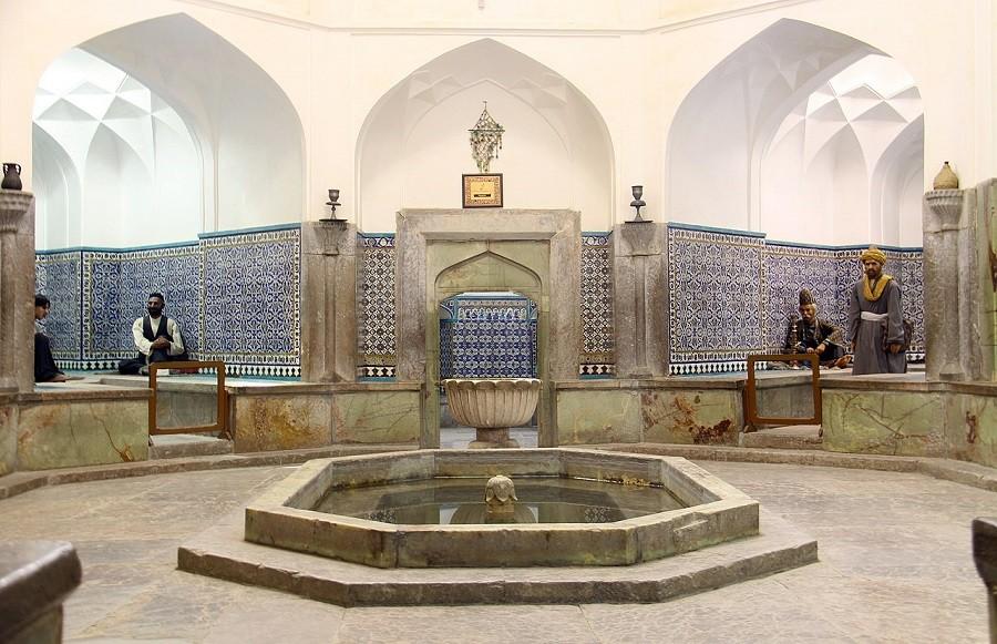 Ganjali khan Bath | Wikipedia
