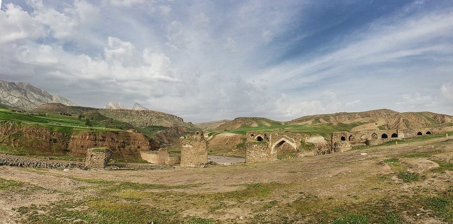 Gavmishan (the buffalo) Bridge