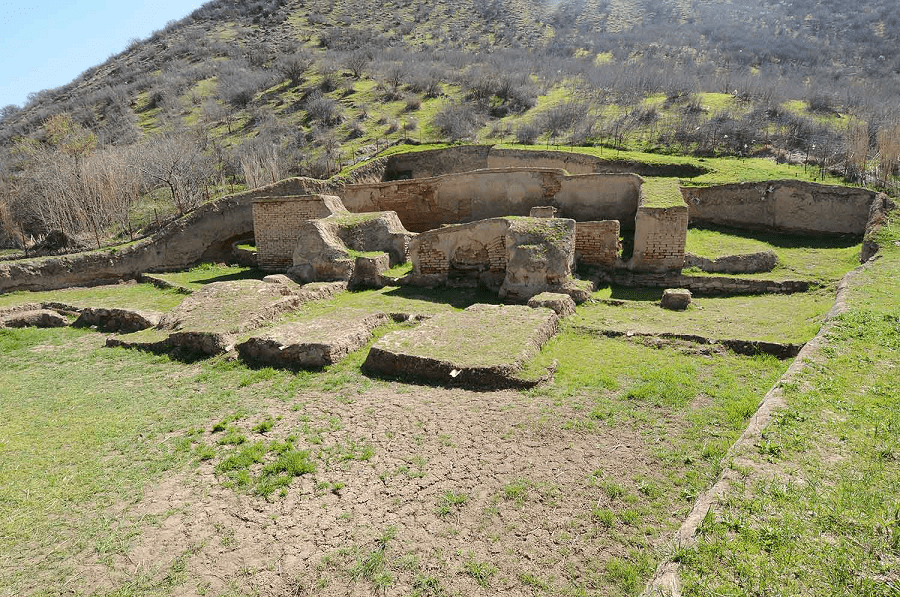 The Great Wall of Gorgan