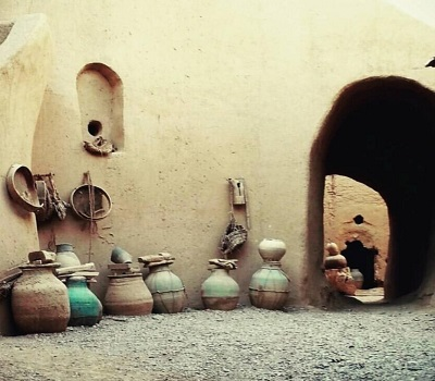 Bayazeh Castle | a Seven-Story Mud Brick