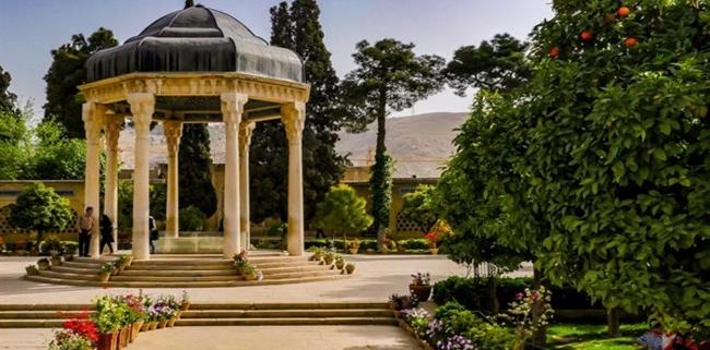 Tomb of Hafez