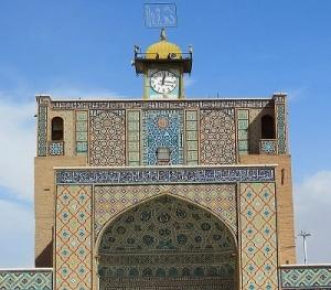 Kerman grand mosque
