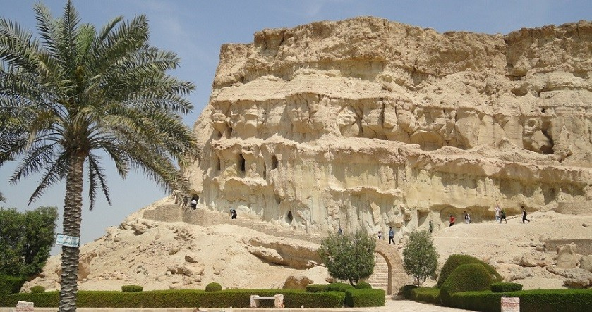 Kharbas Cave | A cave half natural, half manmade