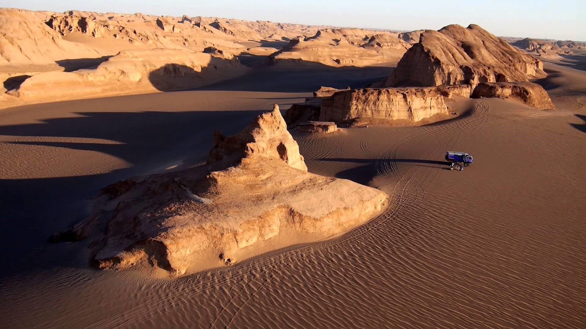 Lut desert Kerman Iran