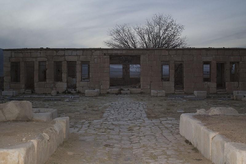 Mozaffari Caravansary