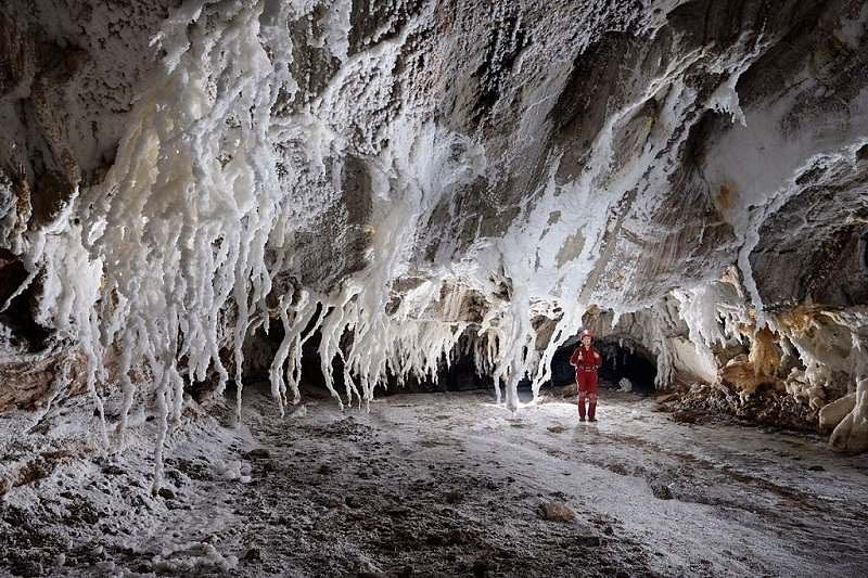 Salt domes of Iran | Extraordinary examples of evolution of geologic history