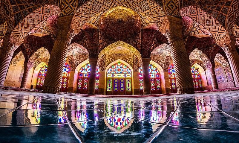 Nasir-al- Molk Mosque | Wikipedia