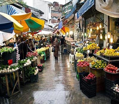 Rasht Bazaar