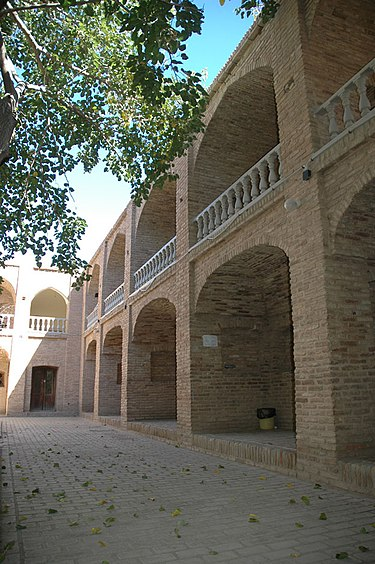Shahrokhiye School