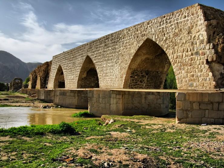 Shapouri Bridge