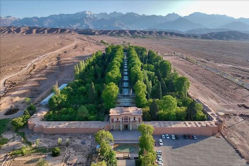 Shazdeh garden Kerman Iran