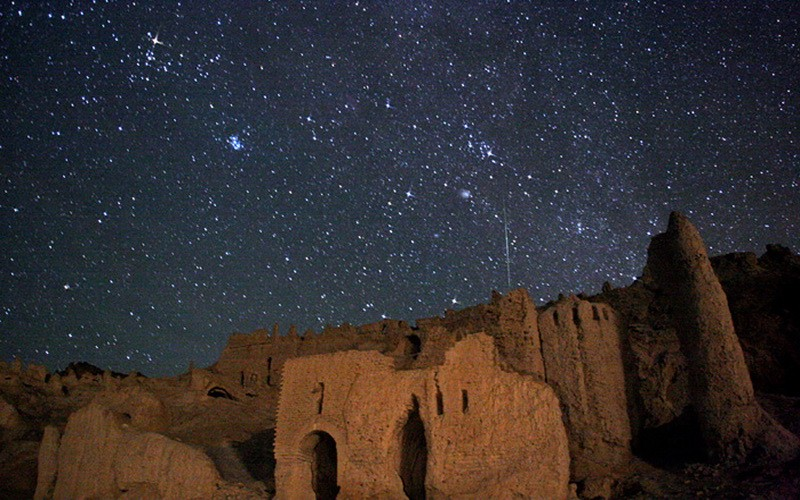 The Stars Valley | A mysterious and majestic valley