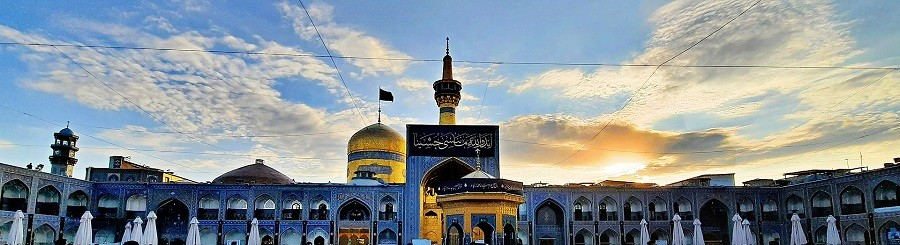 The shrine of Imam Reza | The Shia's gem attracting millions a year
