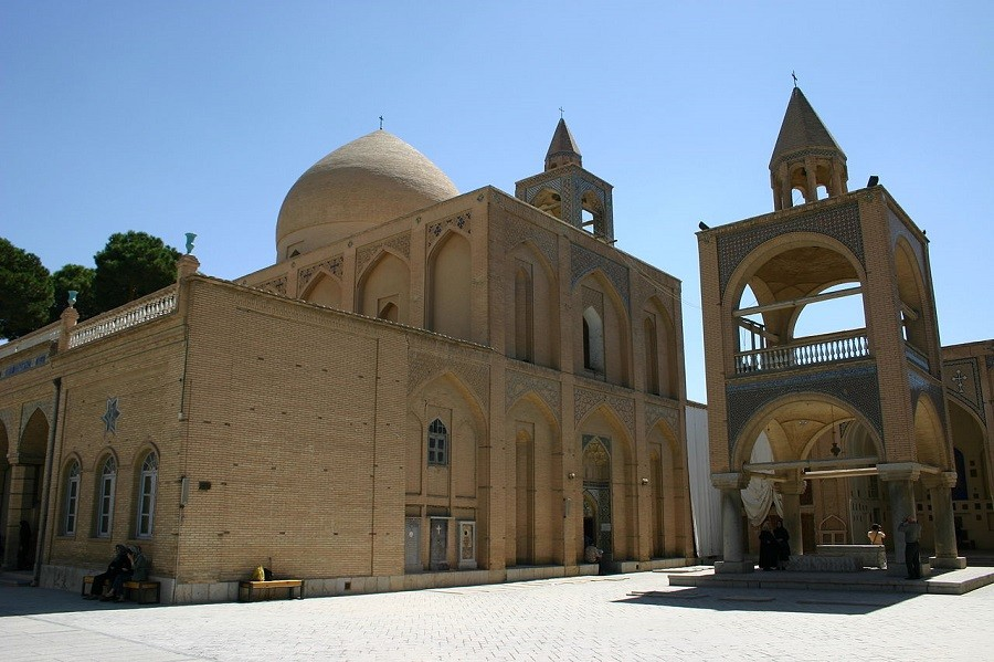 Vank Cathedral | The magnificence of art and architecture in Isfahan