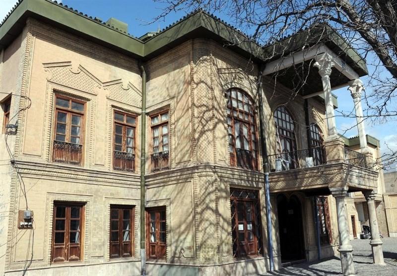 Zolfaqari Mansion Persian Architecture at The Heart of Iran's Zanjan