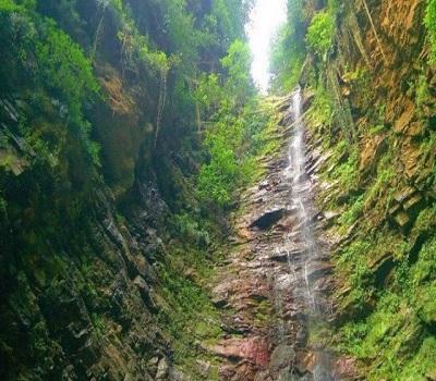 Gazou Waterfall   Stunning View