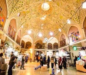 Tehran Grand Bazaar, bazaar, old Iranian bazaars.