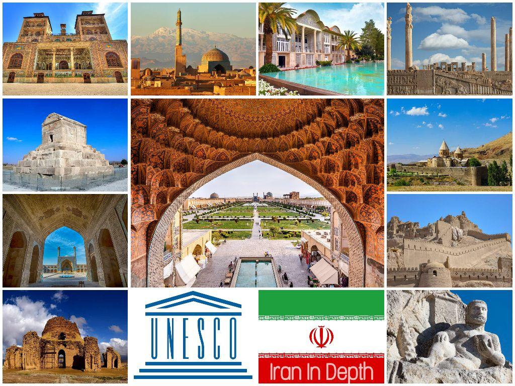 Iran UNESCO World Heritages