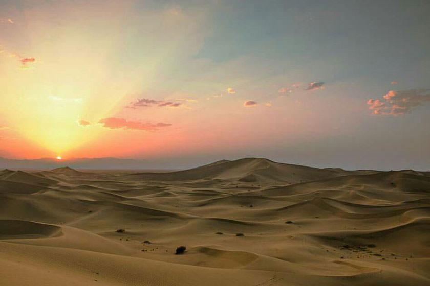 Sadeghanad Desert