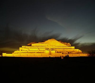 Chogha Zanbil | Largest Ziggurat Outside of Mesopotamia