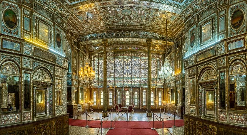 Golestan Palace - The only World Heritage in Tehran
