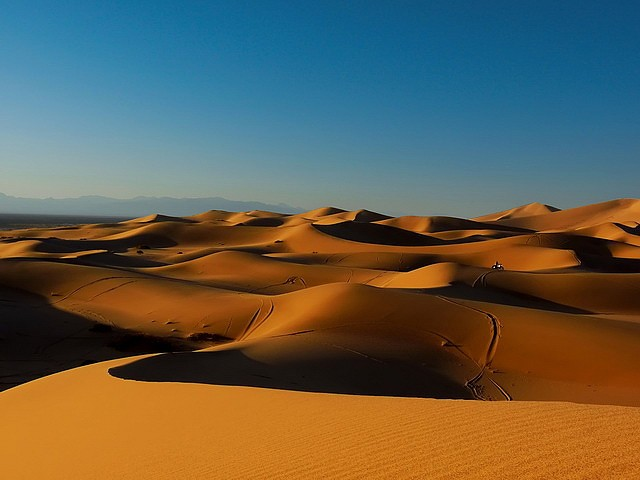 Bararig Desert